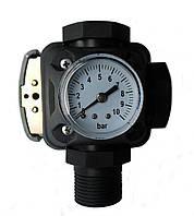 Реле давления со встроенным манометром  omnigena, фото 1