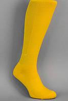 Футбольные гетры, желтые, 1751