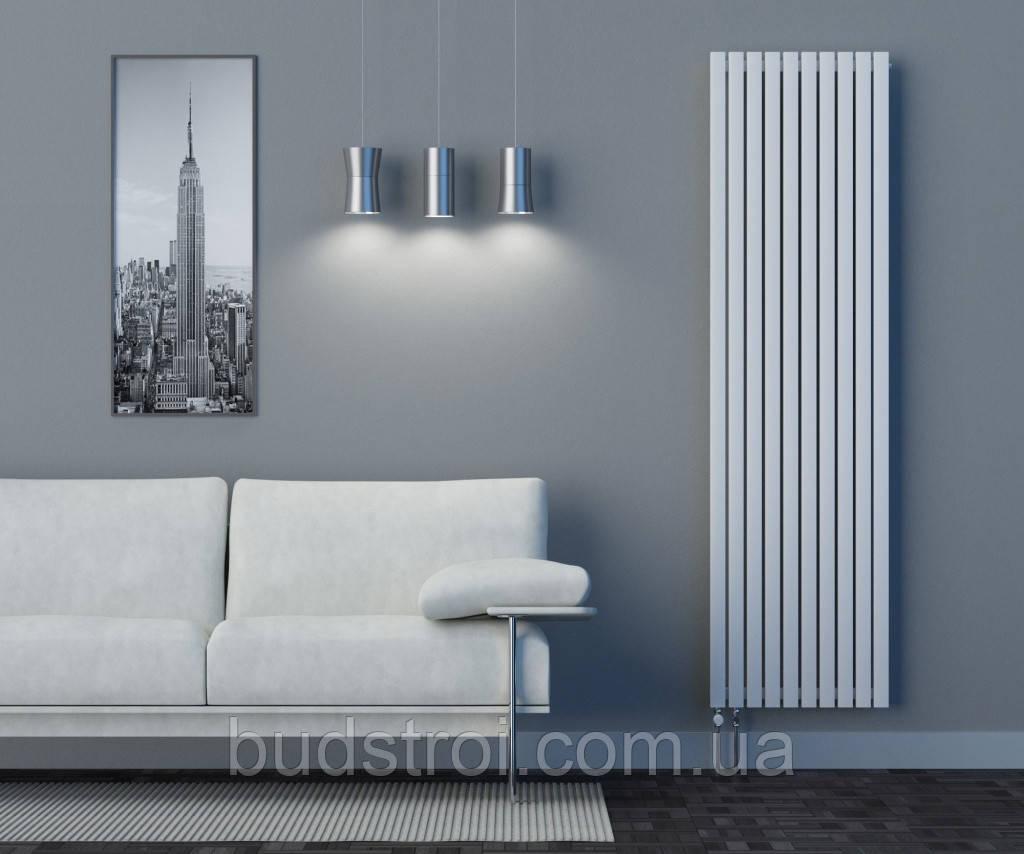 Высокий дизайн радиатор EliTerm LINX-10-2000 - БудСтрой    BudStroi в Запорожье
