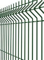 Забор из сетки ПВХ д. 4.5 оц+ПВХ 1,53м*2,5м