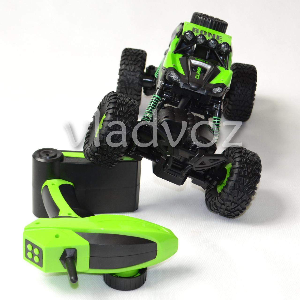 Bone Crawler зелёный на радиоуправлении