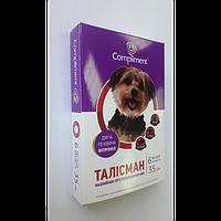 Ошейник от блох и клещей для собак мелких пород Талисман, 35 см.