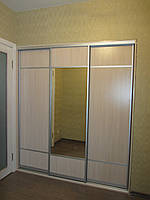 Встроенный шкаф-купе В-11, фото 1