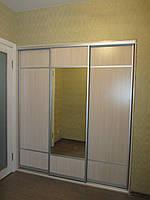 Встроенный шкаф-купе В-11