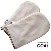 Варежки махровые для парафинотерапии GGA Professional