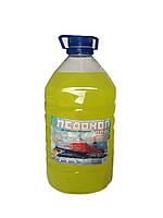 Жидкость стеклоомывающая Ледокол Плюс Лимон 5л