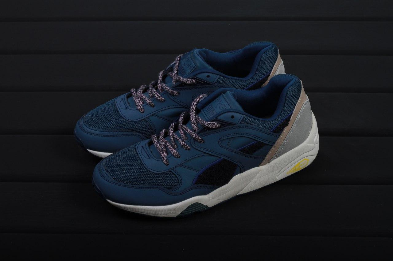 Мужские кроссовки Puma Trinomic R698 str blue  продажа, цена в Киеве ... 1b74e36ab9a