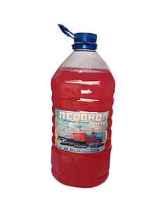 Жидкость стеклоомывающая Ледокол Плюс Роза 5л