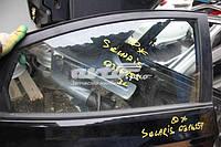 Стекло заднее правое G, ACCENT 4дв седан 2011-up