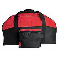 Дорожные сумки с логотипом  оптом от 10 штук