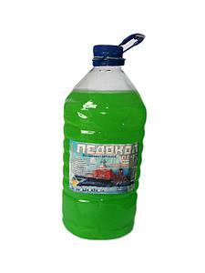 Жидкость стеклоомывающая Ледокол Плюс Яблоко 5л
