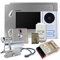 Для офиса Commax CDV-70P +Tantos Stuart-2 outdoor panel 2 buttons + YLI ELECTRONIC YM-280
