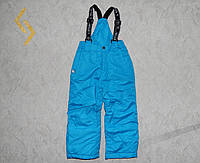 Штаны детские лыжные на подтяжках GLO-STORY 92/98-128 Р.Р.
