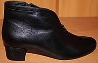 Ботинки женские на каблуке СП - 2