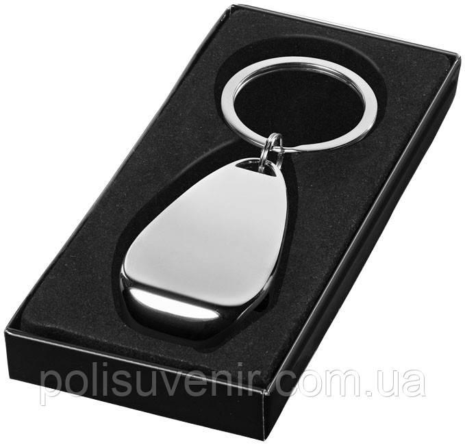 Срібний  брелок-відкривачка для пляшок