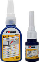 Резьбовой герметик, сильная фиксация, красный K121 (аналог Loctite)