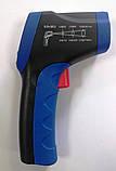 Пирометр Flus IR-808 (-50-850 ℃) EMS 0,1-1,0; DS: 30:1, фото 2