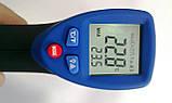 Пирометр Flus IR-808 (-50-850 ℃) EMS 0,1-1,0; DS: 30:1, фото 6