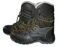 Спецобувь, ботинки рабочие, утепленные, зимние cemto на ПУП, взуття спеціалье, черевики робочі зимові