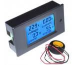 Измеритель мощности PZEM-061 220В/100А