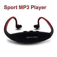 Наушники Sport MP3 плеер + слот microSD Спорт MP3 Player