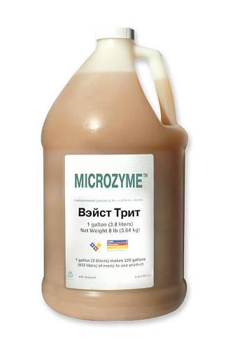 Биопрепарат Вэйст Трит, галлон, очистит до 30 т. куб. м. сточных вод