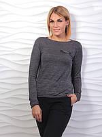 Кофта женская с люрексовой нитью p.42-48 VM2037-2