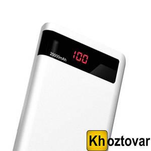 Внешний аккумулятор Romoss Sense 6P 20000mAh дисплеем