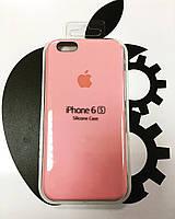 Чехол Silicone Case iPhone 6/6S РОЗОВЫЙ