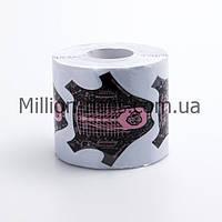Форма для наращивания ногтей черная, 250 штук