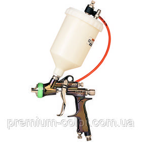 Краскопульт Air Pro АМ 5008 LVLP (С принудительной подачей воздуха в бачек)