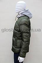 Теплая куртка Glo-story, два цвета, фото 3