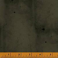 """Ткань для пэчворка и рукоделия американский хлопок """"Разводы на черном"""" - 22*55 см"""