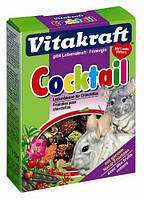Лакомство Vitakraft Cocktail для шиншилл с шиповником и овощами, 50 г