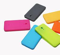 Силиконовые TPU чехлы-накладки на новые модели телефонов