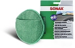 Апликатор диск из микроволокна для натирки пластика SONAX