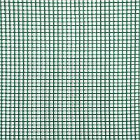 Сетка для растений, 0,5x5 м, квадратная, рулон, цвет-зеленый, 5 мм отверстия