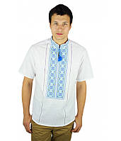 e3ac71d16c562f Чоловіча сорочка вишита хрестиком. Чоловіча вишиванка. Сорочка вишита  чоловіча. Вишиті сорочки.