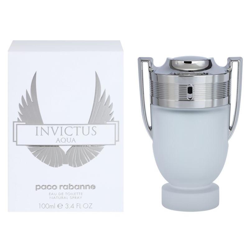 Мужская туалетная вода Paco Rabanne Invictus Aqua (100 мл)