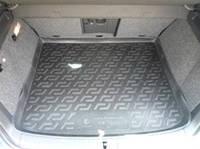 Коврик багажника (корыто)-полиуретановый, черный volkswagen tiguan (фольксваген тигуан 2007г+)