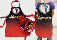 Фартуки с логотипом, Фартуки под заказ , фото 1