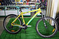 """Велосипед Cronus Coupe 2.0 26"""" желтый"""