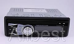 Авто магнитола со съемной панелью MP3 1090 USB, AUX, FM