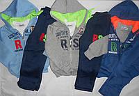 Спортивные утепленные костюмы на мальчиков, 98 - 128