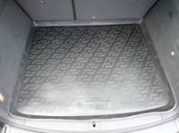 Коврик багажника (корыто)-полиуретановый, черный volkswagen touareg II (фольксваген туарег 2) 2010г+