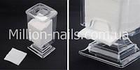 Пластиковая подставка для бумаг и салфеток, фото 1