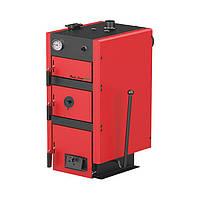 Котел твердотопливный METAL-FACH RED LINE PLUS 15 кВт (130м.кв)