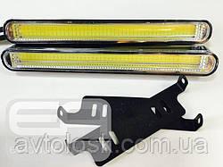 Дневные ходовые огни DRL 102 COB.12 вольт
