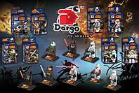 Конструктор DARGO SW 850ABCDEFG (480шт) 8 видов