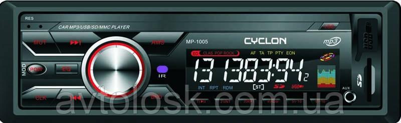 Автомагнитола CYCLON MP-1005R